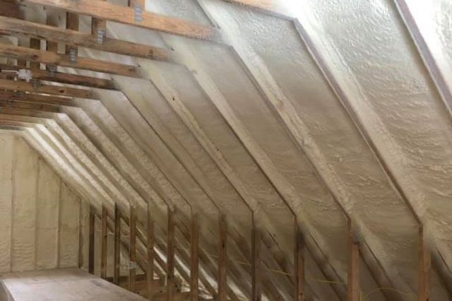 Closed-cell Spray Foam Insulation Illinois