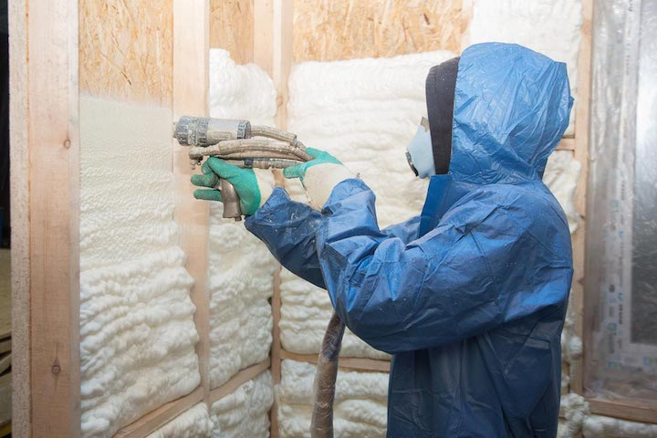 Open-cell Spray Foam Insulation Joliet, IL