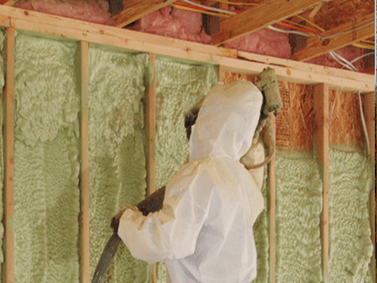 Residential Spray Foam Insulation Installer Joliet, IL