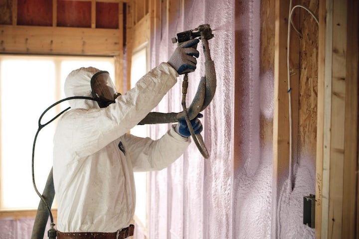 Residential Spray Foam Insulation Installers Joliet, IL